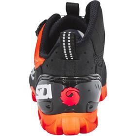 Sidi MTB Defender Buty Mężczyźni, black/orange